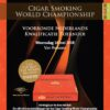Voorronde Cigar Smoking World Championship 2018