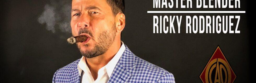 Rookavond met Rick Rodriguez Master Blender CAO